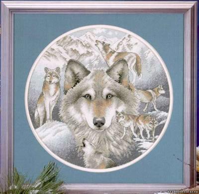 Скачать схему Волки